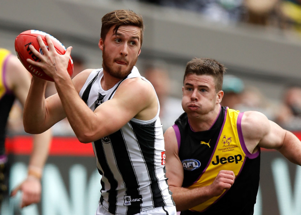 Pies open contract talks with much-improved wingman