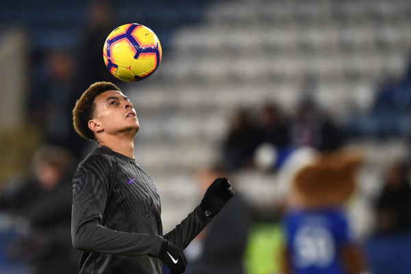Tottenham star Dele Alli one of the Premier Leagues most intelligent players, says Jamie Redknapp