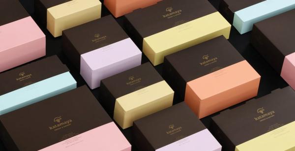 Katamaya Sweet Savory Packaging