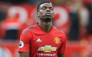 (Photo) Paul Pogba hidden by security when entering Manchester United Christmas party after Fulham win