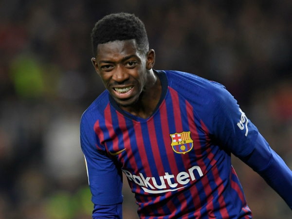 Arsenal transfer chief salutes 'special' Dembele amid talk of January bid