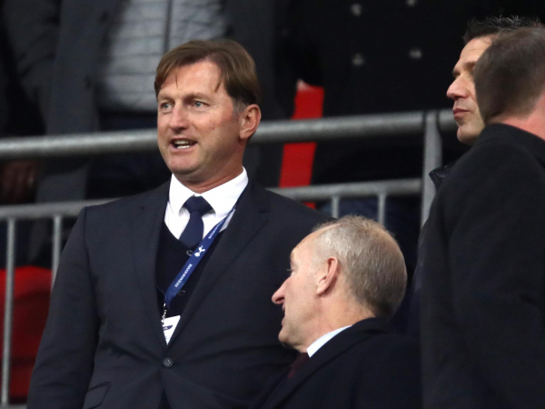 Ralph Hasenhuttl out to make a name for himself after succeeding Mark Hughes at struggling Southampton