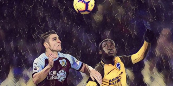 Dyche pleased with Burnley's 'fight and spirit' after crucial Brighton win