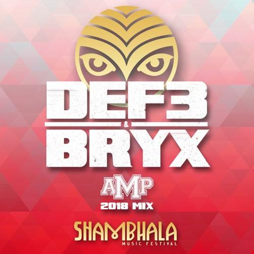 DEF3 & BRYX – Shambhala 2018 Mix