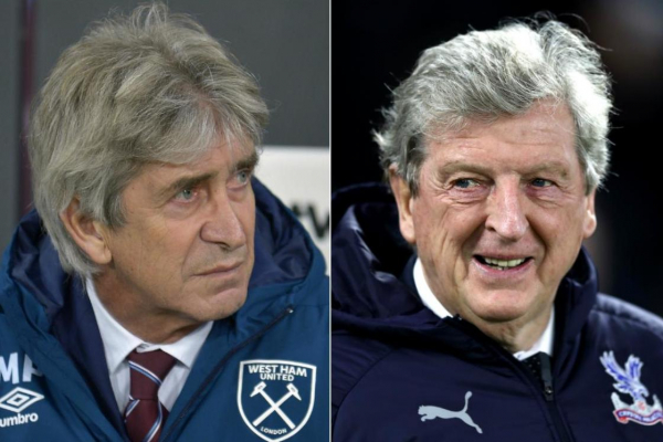 West Ham vs Crystal Palace LIVE: Confirmed team news and Premier League commentary