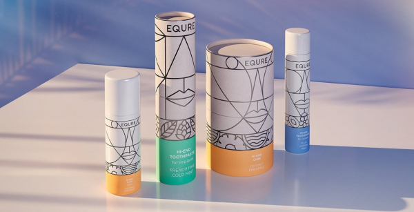 Equre Packaging Design