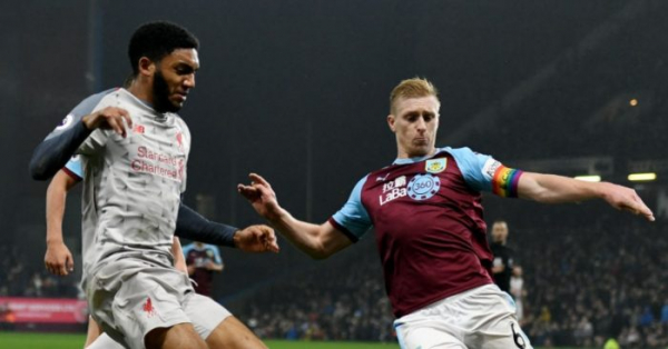 Burnley star refuses to back down over Liverpool tackles