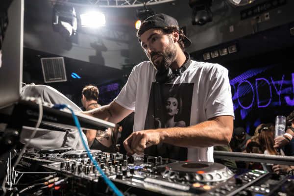 Brody Jenner launches new dubstep-punk hybrid project AHZ with SAVI, Loren Moore, and 2Cents' Adam O'Rourke
