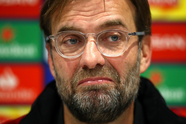 Liverpool not getting carried away with Premier League top spot, insists Jurgen Klopp