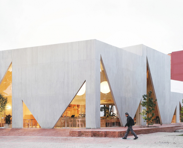 Studio Cadena Designs One of the World's Most Beautiful Modern Cafes