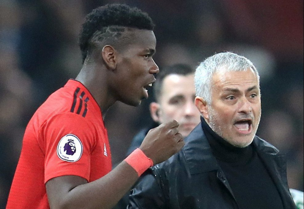 Jose Mourinho reveals how Manchester United were better without Paul Pogba in midfield against Arsenal