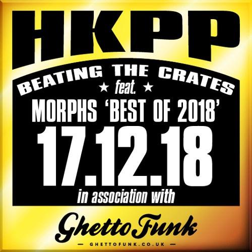 Hong Kong Ping Pong – Beating The Crates – 17.12.2018