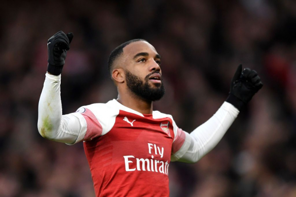Alexandre Lacazette reveals the message he received from Arsenal which inspired his stunning form