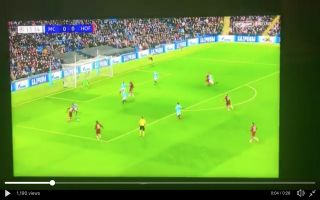 Video: 'A million times better than Alisson's save' – Ederson pulls off great save for Manchester City after Nicolas Otamendi is left chasing shadows