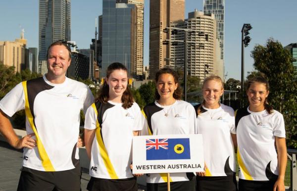 Aussie squads win 14/u team championships