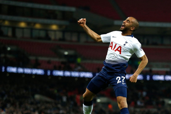 Tottenham 3 Southampton 1: Wembley stroll for Spurs to move up to third in Premier League