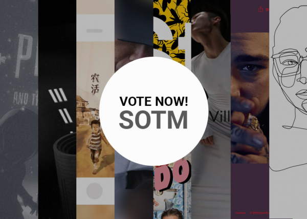 Vote Now for December's Site of the Month and Win a Year's Free Pro Plan in the Awwwards Directory!