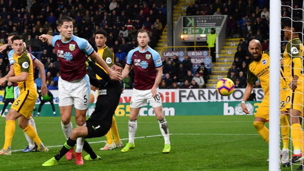 Burnley win to climb out of drop zone