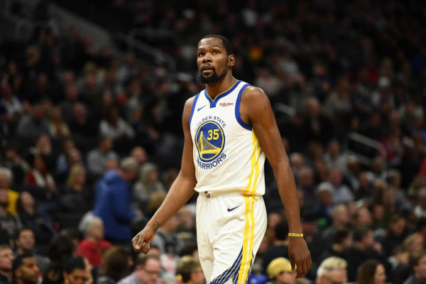Kevin Durant: 'We'll Probably All Get Statues Here'