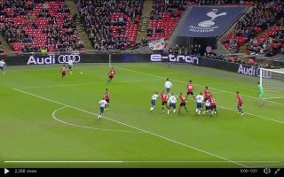 Video: Harry Kane scores after excellent low-cross from Christian Eriksen, Tottenham lead against Southampton