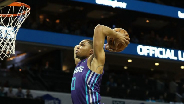 Report: Hornets rookie Miles Bridges to compete in dunk contest