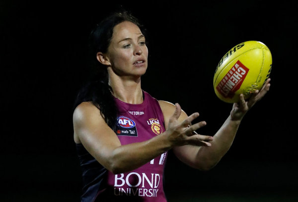 AFLW: Different voice, but same style for Lions' new leader