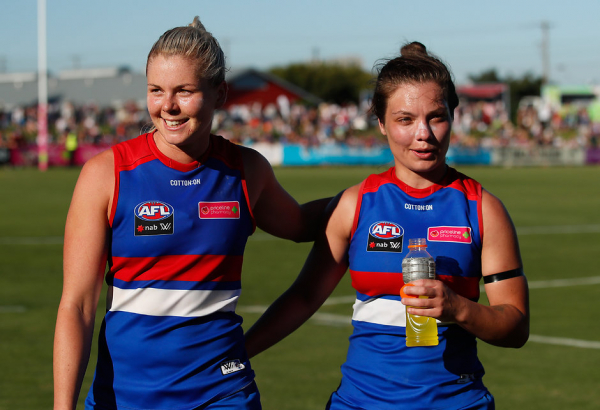 AFLW: Top Dog gets a co-captain, Blues reveal leaders