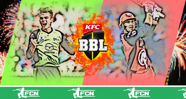 KFC BBL – Match 38 – Thunder V Renegades – FCN Preview