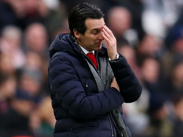 Emery worried by Arsenal away form after loss to West Ham