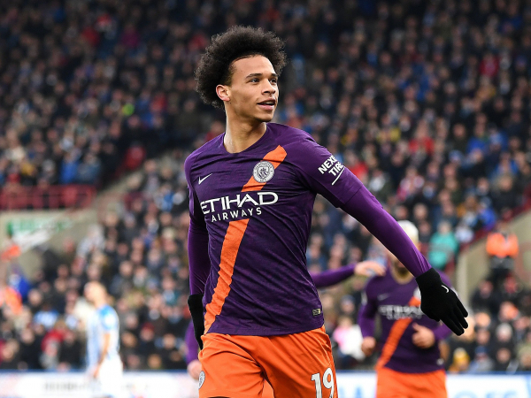 Huddersfield vs Manchester City: Leroy Sane reveals Pep Guardiolas half-time message after poor first half