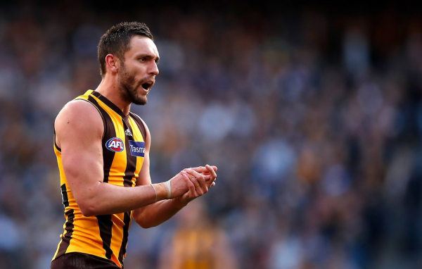 'Shattered' Hawks have depth to cover Mitchell: Gunston