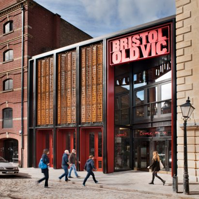 Haworth Tompkins restores and reorders Bristol Old Vic Theatre