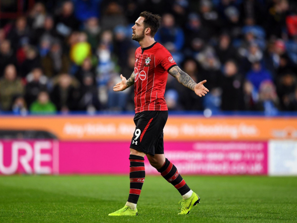 Danny Ings set to return for Southamptons showdown with Everton