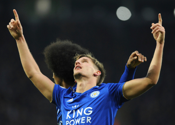 Leicester team news: Jonny Evans recovers from injury to face Wolves as Marc Albrighton extends Foxes stay