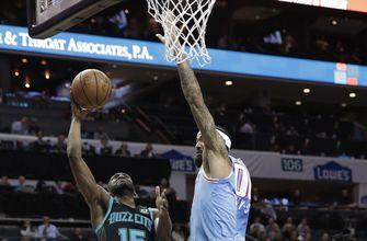Walker, Hornets return home, beat Kings 114-95