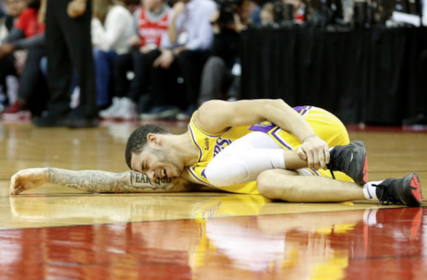 Lakers Injury News: Lonzo Ball To Miss 4-6 Weeks With Grade 3 Sprained Left Ankle