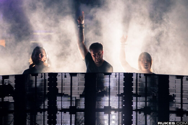Swedish House Mafia have a trove of unreleased new music that, according to W&W, will soon gain release