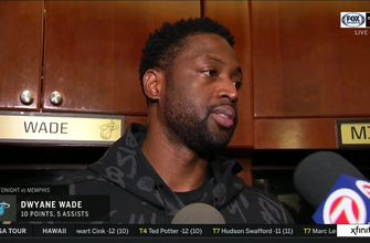 Dwyane Wade details how key plays down the stretch helped Miami win
