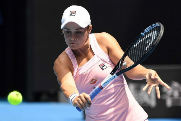 Barty credits break from tennis and WBBL stint for stunning Australian Open performance