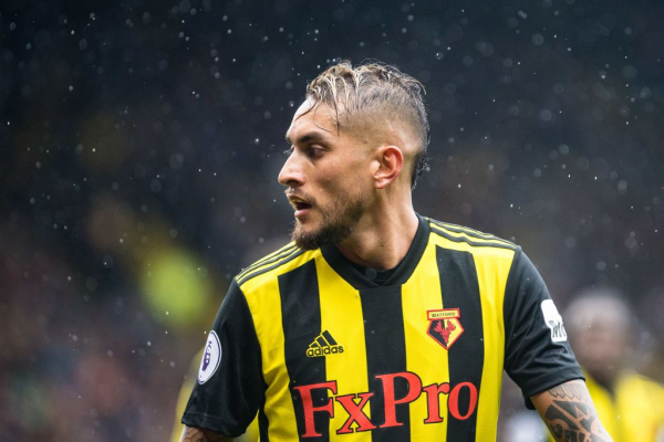Maurizio Sarri wants Chelsea to sign Roberto Pereyra according to Watford star's agent