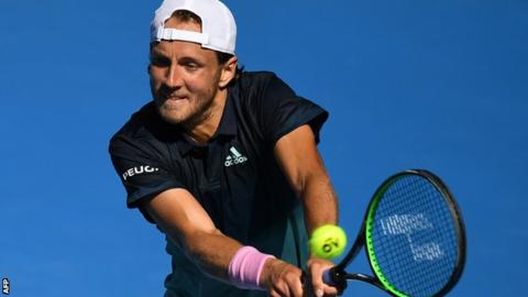 'It's not about being a man or a woman, it's about knowing tennis' - Pouille praises coach Mauresmo