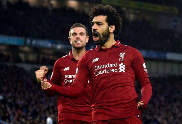 Jordan Henderson singles out the Liverpool star who played through pain barrier in Brighton win