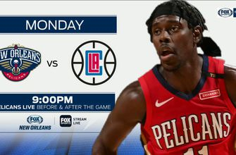 Staying up late with the Pelicans on Monday | Pelicans Live