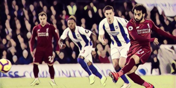 Klopp pleased with Liverpool's second-half display in 1-0 win over Brighton