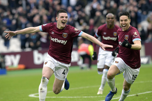 West Hams rising star Declan Rice will be a top player for club and country - Manuel Pellegrini