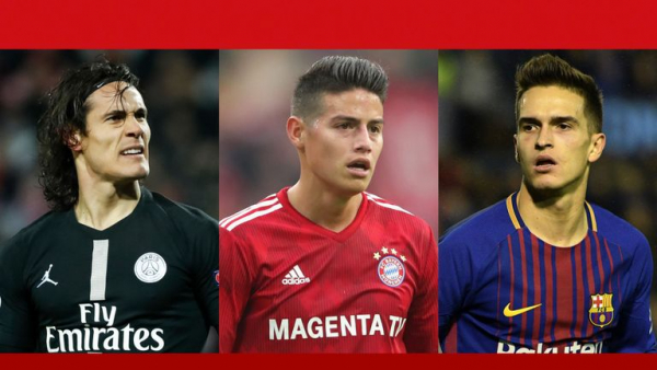PL transfer targets in Europe