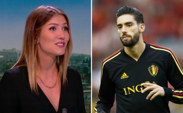 Yannick Carrasco's wife confirms transfer interest from Arsenal and Manchester United