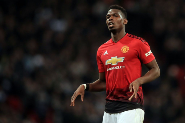 Paul Pogba and Nemanja Matic missing from Manchester United training ahead of Brighton clash