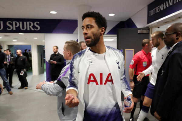 Tottenham may attempt to replace Mousa Dembele in January transfer window