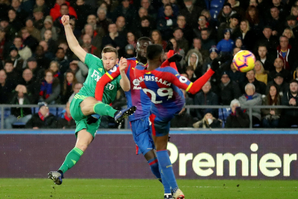 Crystal Palace 1 Watford 2: Substitute Tom Cleverley completes second-half fightback